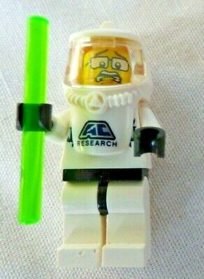 LEGO ULTRA AGENTS Minifigure Astor City Scientist From Set 70163
