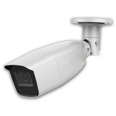 HiWatch 4MP White Bullet Camera 40m IR With 2.8-12mm Lens