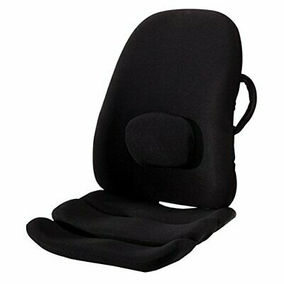 Obusforme 2-in-1 Combination Lowback Backrest and Countoured Seat Support System