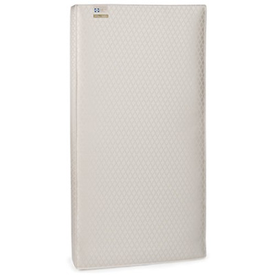 Sealy EverLite 2-Stage Lightweight Infant and Toddler Crib Mattress with Firmer