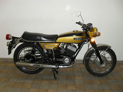 YAMAHA RD 350 / 250 DS7,1972,Matching Numbers Oldtimer, mit Garantie!