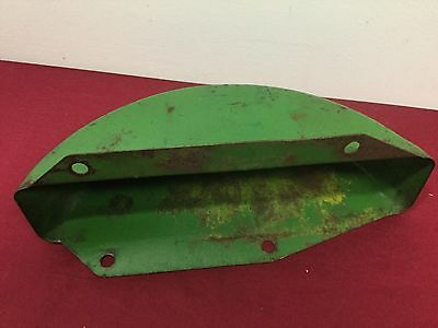 John Deere 110/112 Round Fender Main Drive Pulley Cover