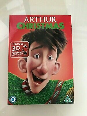 Arthur Christmas - With Christmas Decoration [DVD]