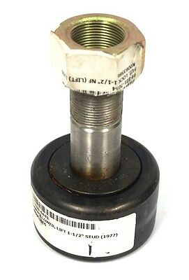 "New Rbc Cs-128-1 Cam Follower 1-1/2"" Stud Cs1281"