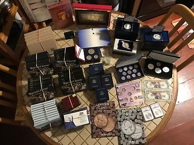 Monster Hoard Of Fine Valuable Collectibles; Over (150) Items Up For Grab.
