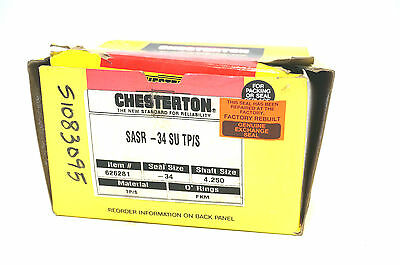 Refurbished Chesterton Sasr-34 Su Tp/S Pump Seal 626281