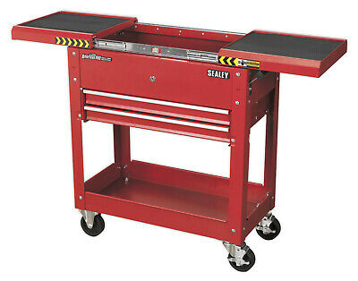 Sealey Ap705M Mobile Tool And Parts Trolley - Red