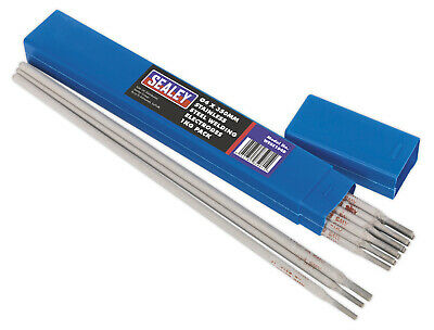 Sealey Wess1040 Welding Electrodes Stainless Steel