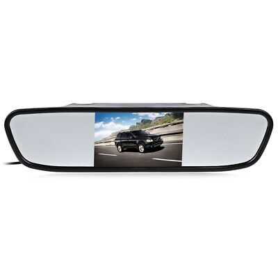 Automobile 4.3 inch Color Digital TFT LCD Screen Car Rear View Mirror Monitor