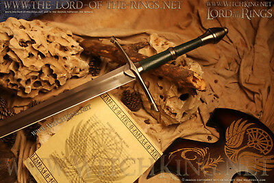 BRAND NEW Strider's Ranger Sword/UC1299/United Cutlery/Lord of the Rings/Aragorn