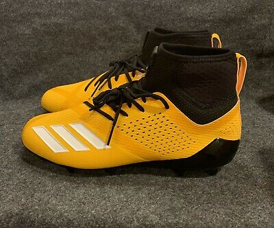 417b789492 NEW ADIDAS Adizero 5 Star 7.0 Low Football Cleats Yellow DB0406 U.S ...