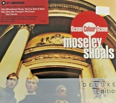 Ocean Colour Scene - Moseley Shoals *2Cd Deluxe Edition- Rare New Sealed