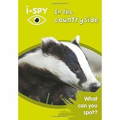 i-SPY In the countryside What can you spot? By i-SPY NEW (Paperback) Puzzle Book