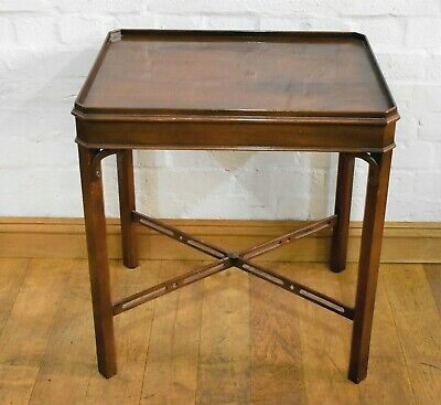 Nice quality Antique style occasional side table / lamp table