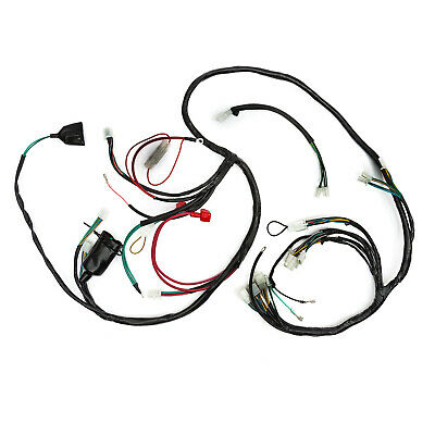 Generic Wiring Loom Baotian 49cc 50cc Chinese Brand Road Legal Scooter Type 2