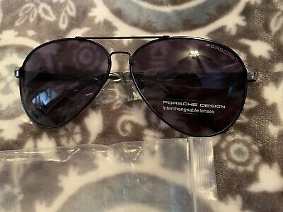 0e641c1a107 NEW PORSCHE DESIGN P 8579 Sunglasses -  110.00