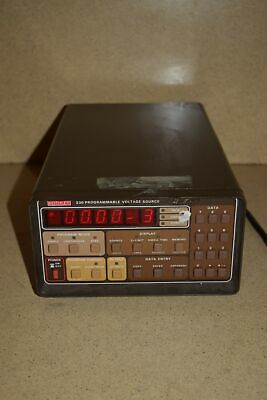 ^^ Keithley 230 Programmable Voltage Source (Rr)