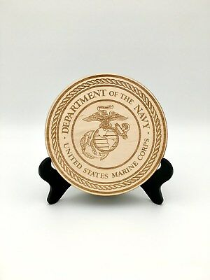 Department of the Navy sign - Marine Corps - USA