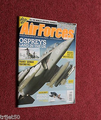 Air Forces Monthly 2013 September Luftwaffe F-4,Mexico,P3 Orion,M-346