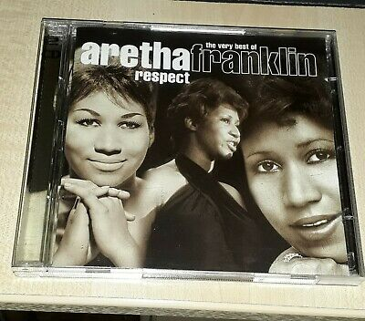 Aretha Franklin - Respect - The Very Best of - 2xCD - (Hits/Singles/Collection)