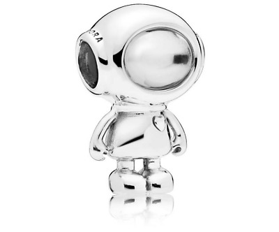 BRAND NEW PANDORA Sterling Silver Cosmo Tommy Charm 797561CZ