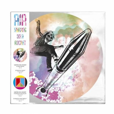 Air Surfing On A Rocket Vinile Lp Picture Disc Rsd 2019 Nuovo