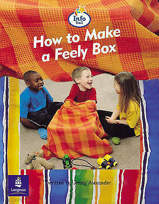 How to Make a Feeley Box (Literacy land, Info trail, Emergent stage): Beginner S
