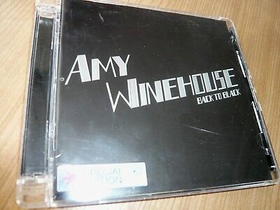 Amy Winehouse - Back to Black (Parental Advisory, 2007) - 2xCD - Deluxe Edition-