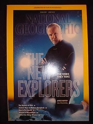 National Geographic - June 2013 - The new explorers