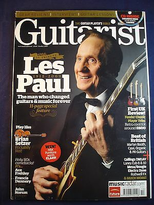 Guitarist - Issue 321 - Les Paul