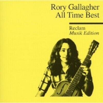 Rory Gallagher - All Time Best - Reclam Musik Edition 9  Cd 15 Tracks Rock  New