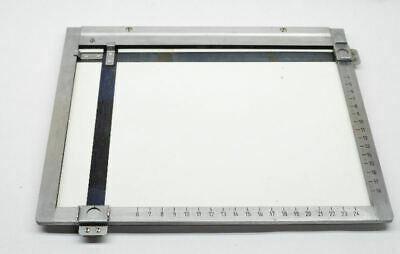 Photographic Enlarging Easel Very High Build Quality Unusual