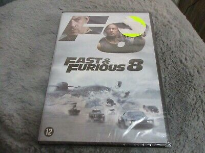 "DVD NEUF ""FAST & AND FURIOUS 8"" Dwayne JOHNSON, Vin DIESEL, Jason STATHAM"