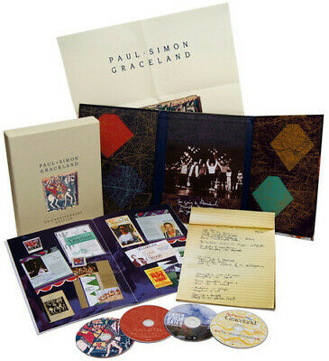 Paul Simon Graceland 25th Anniversary Edition CD With DVD Anniversary Sealed NEW