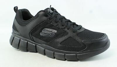 Details about Skechers Equalizer 2.0 Groy Men's Running Shoes 51523BLK Sz7.5 11 L