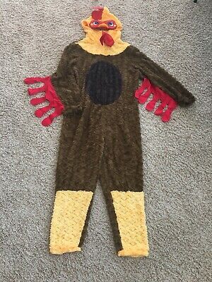 Funky Chicken Adult Halloween Costume