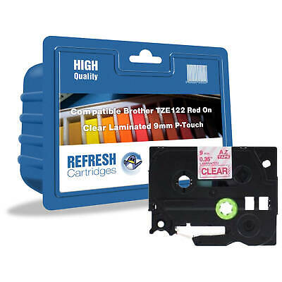 Refresh Cartridges Tze-122 Compatible With Brother Printers