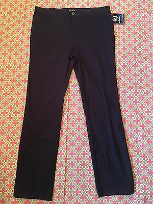 Very Nice School - Work-or Casual Pants Navy Blue Jrs Size 18