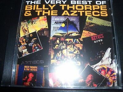 BILLY THORPE Very Best Of Billy Thorpe And The Aztecs (Australia) CD – New