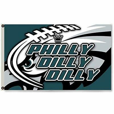 Large Philly Dilly Dilly Flag 3x5ft banner