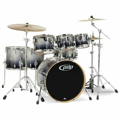 PDP - Concept Maple CM7, Silver to Black Fade