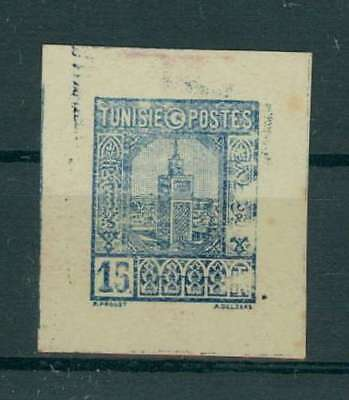 TUNISIA PROOF 1926 IMPERF !!! MOSQUE MOSQUEE MOSCHEE ESSAY TEST VERY RARE h2242