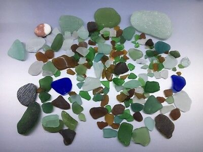 Cristales Playa Sea Glass Beach Mosaic