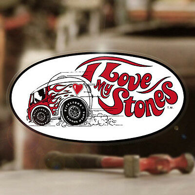 "6/"" Speed Decal Sticker Gasser Hot Rod Rat Rod Drag Race Tire Burn Out Old School"