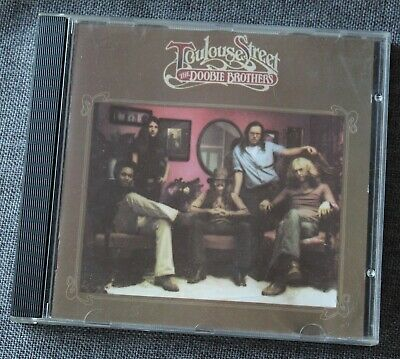 The Doobie Brothers, Toulouse street, CD