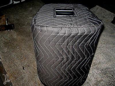 TURBOSOUND iQ8 Custom Premium Padded Black Covers (2) -  Qty of 1 = 1 Pair!!