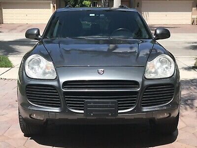 2006 Porsche Cayenne Turbo Well maintained, always garaged, only 73K miles
