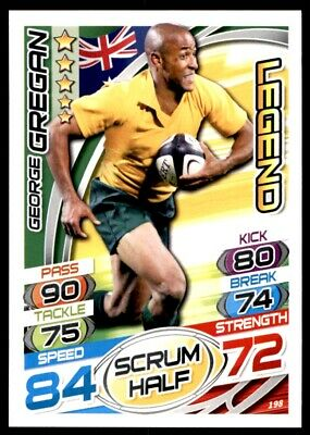 Topps Rugby Attax 2015 - George Gregan Legend No. 198