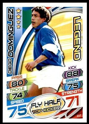 Topps Rugby Attax 2015 - Diego Dominguez Legend No. 217