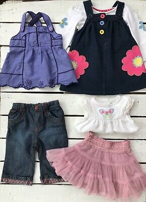 6-9 Months Baby Girl Clothing Multi Listing Dresses Outfits Sets Build A Bundle